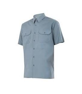 Camisa tergal manga corta