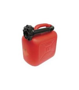 Bidón de gasolina 5 lts plástico