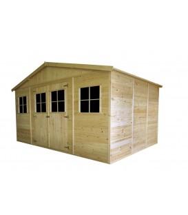 Cobertizo de madera VLADIMIR 300 x400x246